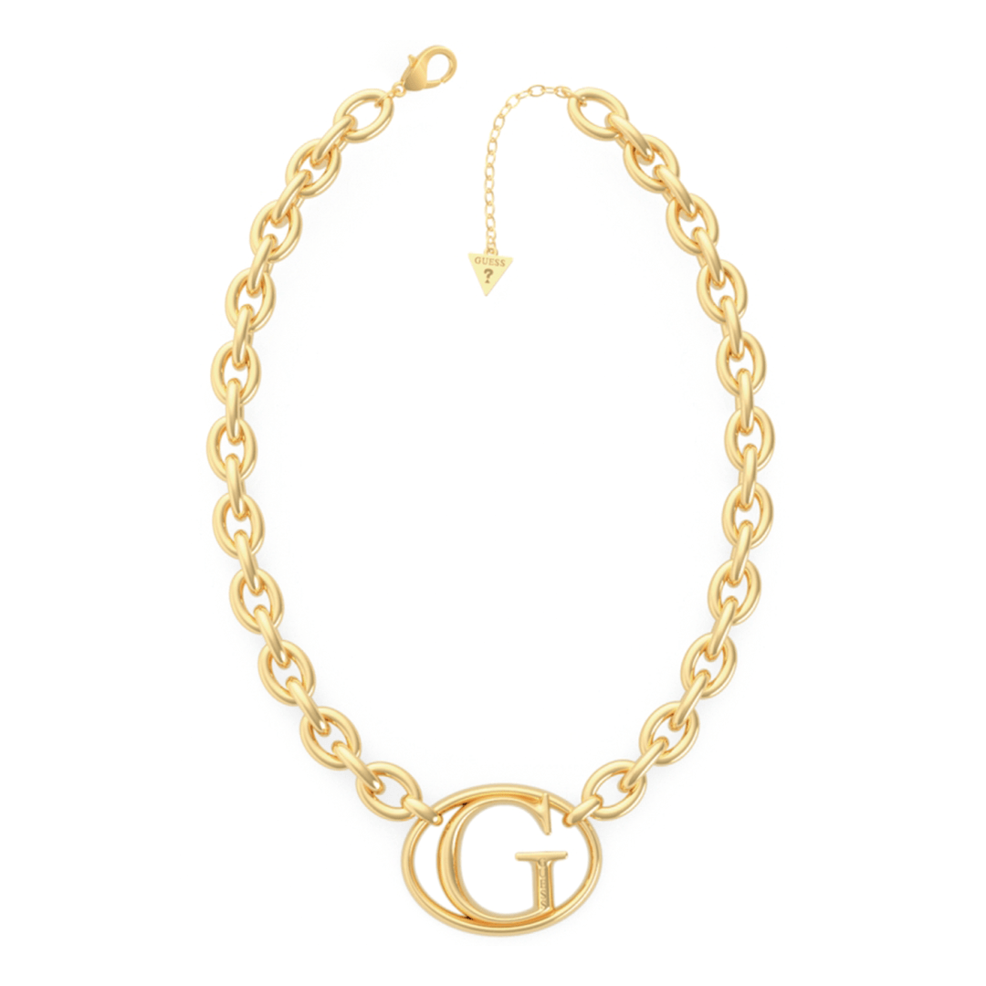 Colar Guess Mulher Guess Iconic – JUBN01035